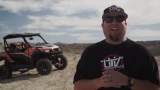 2. SHAKEDOWN: 2016 Polaris General 1000 EPS