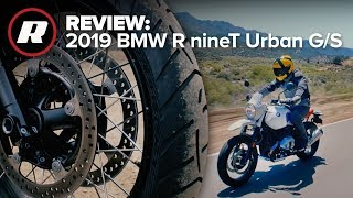 7. Review: 2019 BMW R nineT Urban G/S is a new bike with an old soul