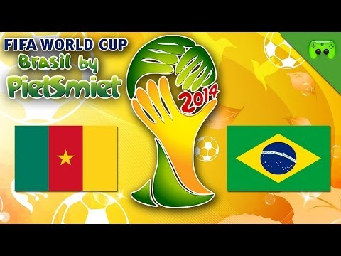 FIFA WM ORAKEL 2014 - Kamerun vs Brasilien «» Let's Play FIFA 14 WM