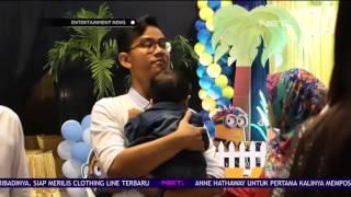 Video Meriahnya Perayaan Ulang Tahun Cucu Pertama Presiden Jokowi MP3, 3GP, MP4, WEBM, AVI, FLV Oktober 2018