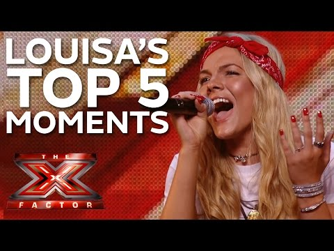 Louisa Johnson's Top 5 X Factor Moments | The X Factor 2015