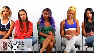 "The Ladies Of ""Sisterhood Of Hip Hop"" On Female MCs 