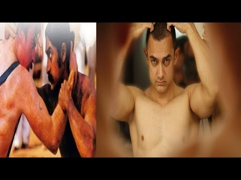 Amir Khan : I Mold My Self From 18 Year Old To 55 Year Old In 'Dangal'