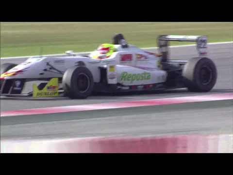 Euroformula Open ROUND 8 SPAIN – BARCELONA Race 2 Highlights