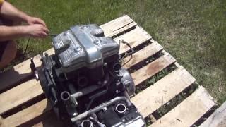 8. 1983 v45 sabre engine