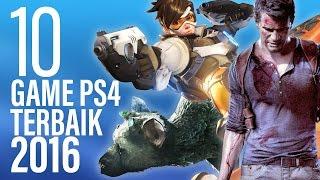Dari sekian banyak game PS4 yang rilis pada tahun 2016 ini, apa saja yang menjadi game terbaik?Berikut adalah game PS4 terbaik pilihan Tech in Asia yang rilis pada tahun 2016:Cek versi tertulisnya di sini: http://id.techinasia.com/game-ps4-terbaik-2016---UNCHARTED 4: A THIEF'S ENDPenutup seri Uncharted ini menghadirkan aksi third-person action dengan platformer dan teka-teki yang seru serta dibalut cerita yang menarik.PlayStation Store:https://store.playstation.com/#!/en-id/games/uncharted-4-a-thief's-end/cid=HP9000-CUSA00912_00-ASIAPLACEHOLDER0---DARK SOULS IIIIterasi terbaru seri Souls ini masih menyajikan game dengan tingkat kesulitan tinggi serta dunia yang menarik untuk dijelajahi.PlayStation Store:https://store.playstation.com/#!/en-id/games/dark-souls-iii/cid=HP0700-CUSA03434_00-DARKSOULS3000000---DOOMReboot shooter klasik brutal yang tidak perlu banyak pikir ketika dimainkan.PlayStation Store:https://store.playstation.com/#!/en-id/games/doom/cid=JP0262-CUSA04701_00-ASIA000000000000---OVERWATCHGame multiplayer dengan berbagai pilihan hero yang akan membuatmu ketagihan.PlayStation Store:https://store.playstation.com/#!/en-id/games/overwatch-origins-edition/cid=UP0002-CUSA01842_00-ASIAPLACEHOLDER0---FINAL FANTASY XVPenantian panjang telah berakhir! Ikuti petualangan fantastis Noctis dengan teman-temannya yang penuh bromance.PlayStation Store:https://store.playstation.com/#!/en-id/games/final-fantasy-xv/cid=JP0082-CUSA01570_00-FINALFANTASYXV00---THE LAST GUARDIANPenantian panjang yang juga telah berakhir! Sebagai bocah kecil, kamu akan berteman dengan Trico, makhluk anjing raksasa bersayap, dan berusaha memecahkan berbagai teka-teki yang ada.PlayStation Store:https://store.playstation.com/#!/en-id/games/the-last-guardian/cid=HP9000-CUSA04936_00-ASIAPLACEHOLDER0---BATTLEFIELD 1Bosan dengan FPS modern yang futuristis? Battlefield 1 akan membawa kamu kembali ke era perang dunia pertama yang penuh aksi.PlayStation Store:https://store.playstation.com/#!/en-id/games/b