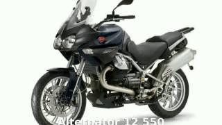 7. Moto Guzzi Stelvio 1200 8V - Info