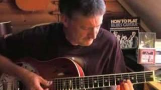 Swamp Dog Blues - bottleneck slide instrumental