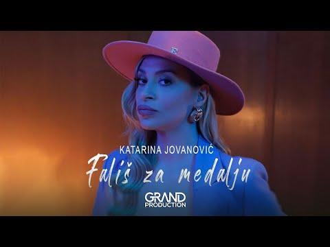 Fališ za medalju - Katarina Jovanović - nova pesma i tv spot