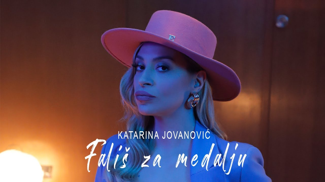 Fališ za medalju – Katarina Jovanović