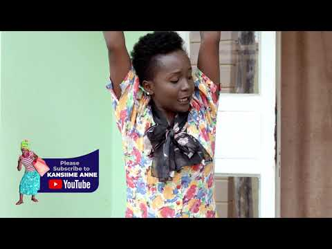 The labour pains. Kansiime Anne. African Comedy.