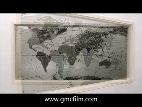 Cam Dekorasyon - GMC Film