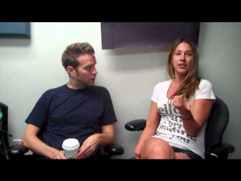 Ashlee interviews comedian Anthony Jeselnik