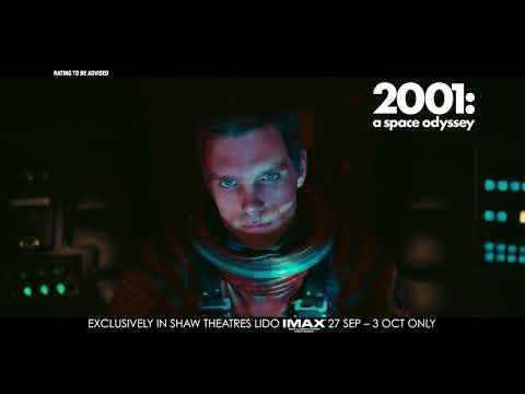 2001: A SPACE ODYSSEY Trailer [HD]