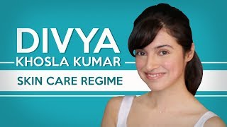 Divya Khosla Kumar reveals her skincare routine secrets  Skin Care Tips Fashion
