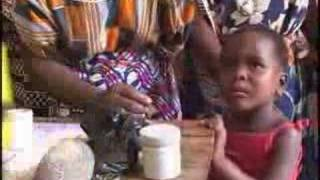 These children in the West African country of Togo are among the first to benefit from a new type of health campaign aimed at ...