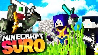 DER GRÖSSTE FIGHT IN SURO! Minecraft SURO #8
