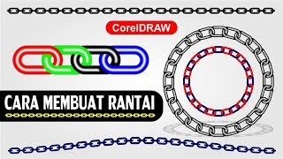 Video Cara Membuat Rantai dengan Coreldraw - Tutorial CorelDraw MP3, 3GP, MP4, WEBM, AVI, FLV Desember 2018
