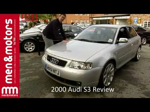 2000 Audi S3 Review