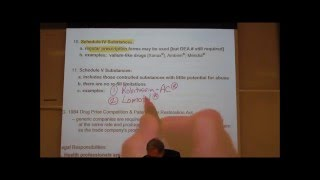 Pharmacology; Introduction; Part 2 By Professor Fink