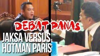 Video PANAS! Jaksa versus Hotman Paris di Surabaya MP3, 3GP, MP4, WEBM, AVI, FLV Juni 2018