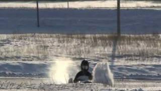 6. ARCTIC CAT M8 SNOW PRO