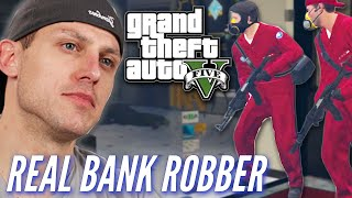 Video Ex-Bank Robber Attempts A Heist In Grand Theft Auto V • Pro Play MP3, 3GP, MP4, WEBM, AVI, FLV Januari 2019
