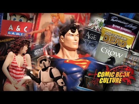 comic book - Episode #1 of Comic Book Culture leads us to the Visually Stunning episode #4 the pilot. A must see for all who live within the realm of Comic Book Culture. ...