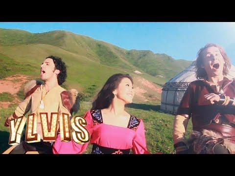 Ylvis - Janym (Жаным) lyrics