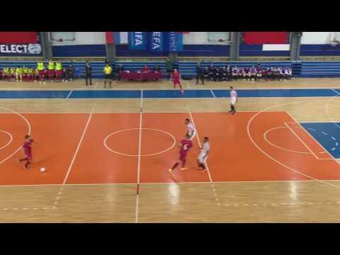 Србија - Француска (2.полувреме)