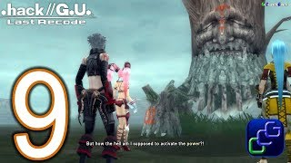 .hack//G.U. Last Recode Vol 1. Rebirth PC Walkthrough - Part 9 - Delta Great Cursed In Laws