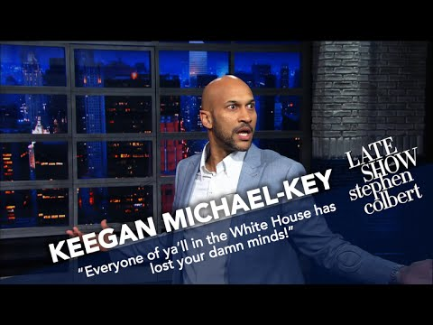 KeeganMichael Key Brings Luther Obama s Anger Translator Out Of