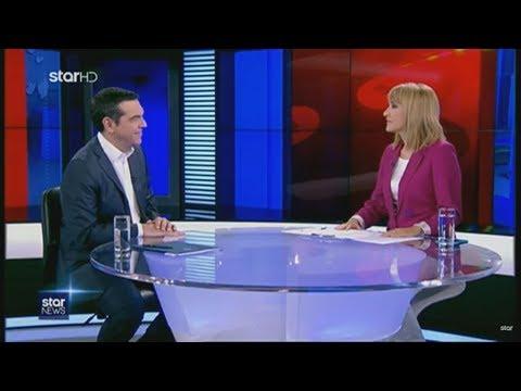 Αλ. Τσίπρας: Κινδυνολογεί ο κ. Μητσοτάκης για να συσπειρώσει τους ψηφοφόρους του