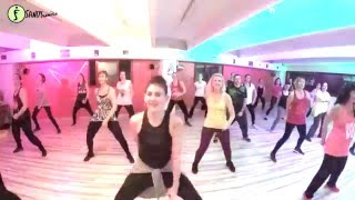- One Drop (QQ & Venomus) - Zumba Choreo by Sandynamite