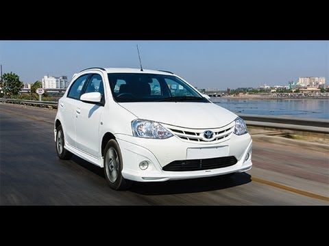 2013 Toyota Etios Liva TRD Sportivo in India walkaround