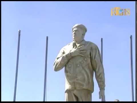 Anniversaire de l'ancien Président de la République Bolivarienne du Venezuela, Hugo Frias Chavez