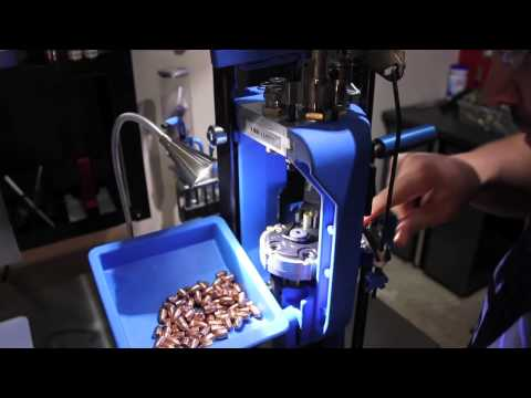 Dillon XL650 Reloading Tutorial for 9mm Luger