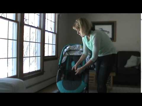 Ingenuity InStride Pro Easy-Up Travel System