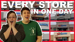 WE WENT TO EVERY PETSMART IN ONE DAY by Pickles12807