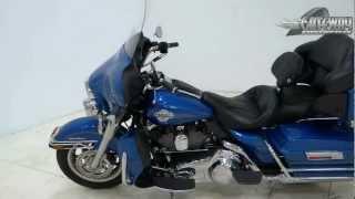 6. 2007 Harley Davidson Electra Glide Ultra Classic