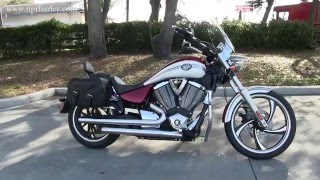 9. Used 2012 Victory Vegas for sale in New Port Richey Florida