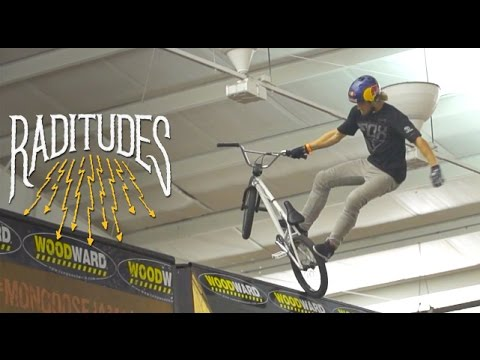 Raditudes - Bezanson at Woodward %26 Enarson%27s Backyard - Ep. 7