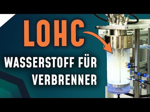 LOHC-Treibstoff: Verbrenner mit Wasserstoff fahren! Benzin der Zukunft?