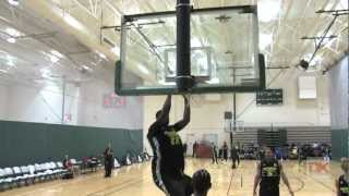 Alex Poythress - 2012 McDonald's All American Game Interview & Highlights