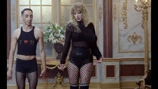 taylor swift - all behind the scenes # Look what you make me do