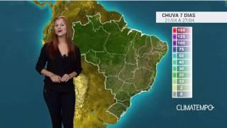 As chuvas que tem caído sobre o estado do Rio Grande do Norte trouxe um alívio para os agricultores da região. Confira como fica o acumulado de chuva para to...