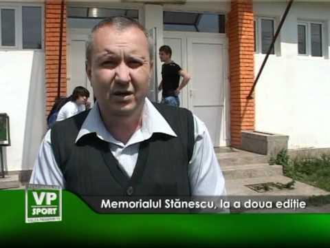 Memorialul Stănescu, la a doua ediţie