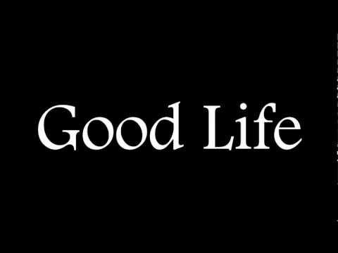 OneRepublic - GOOD LIFE - Lyrics On Screen [HQ/HD]