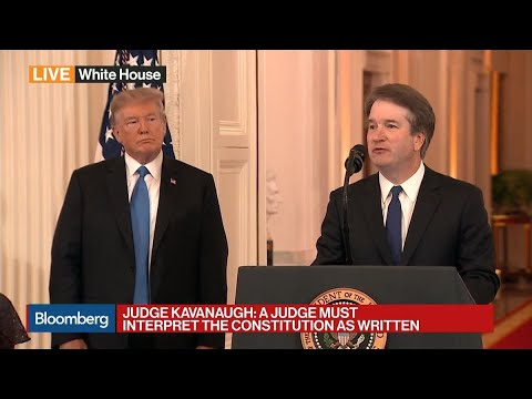 Nominee Judge Kavanaugh Pledges to Keep 'Open Mind' in Every Case