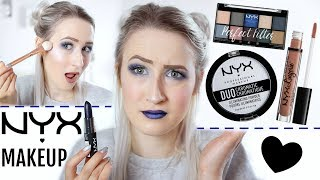 Video Testing NYX Makeup | Sophie Louise MP3, 3GP, MP4, WEBM, AVI, FLV Januari 2018